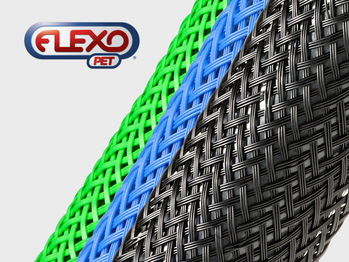 Techflex Expandable Braided Sleeving For Wire And Cable Management Cable Protectors Cable Covers For Computer Modding Automotive Marine Audio Video Aviation Manufacturing Industrial Electronics Mining